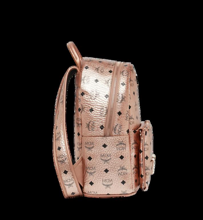 MCM Trilogie Stark Backpack in Visetos MMK8AVE87TC001 AlternateView3