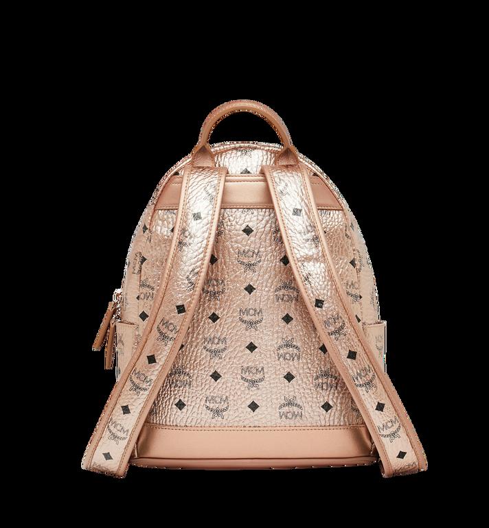 MCM Trilogie Stark Backpack in Visetos MMK8AVE87TC001 AlternateView4