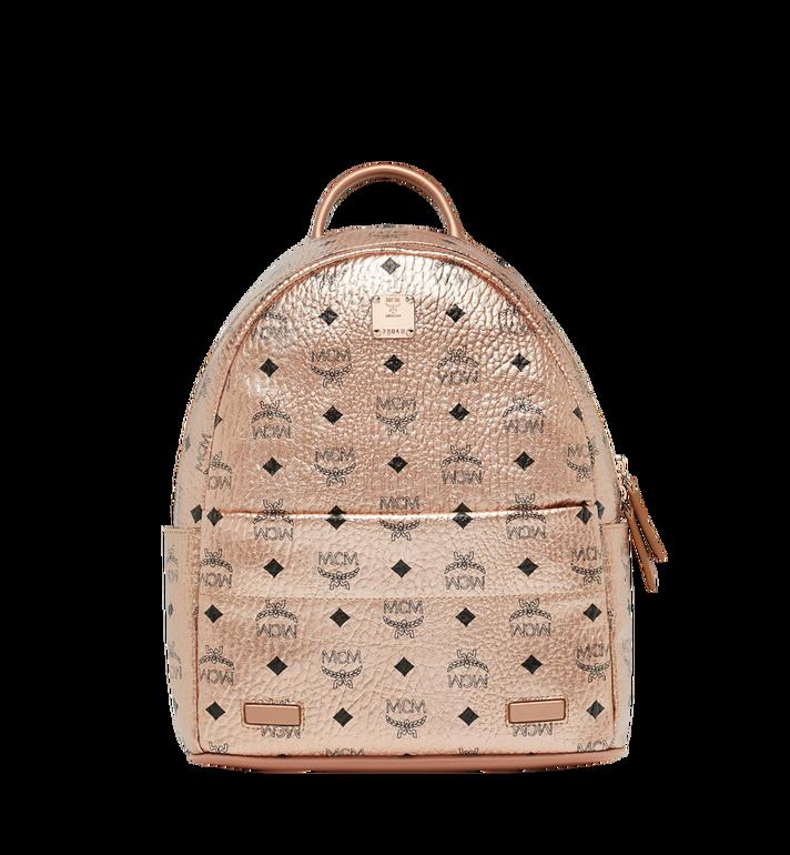 MCM Trilogie Stark Backpack in Visetos MMK8AVE87TC001 AlternateView5