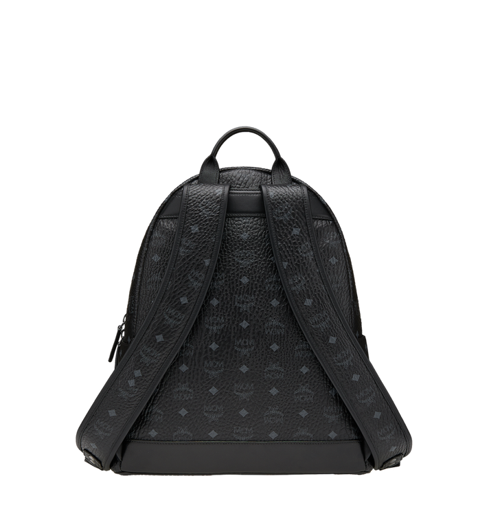 MCM Stark Backpack in Gunta M Studs Visetos MMK8AVE89BK001 AlternateView4