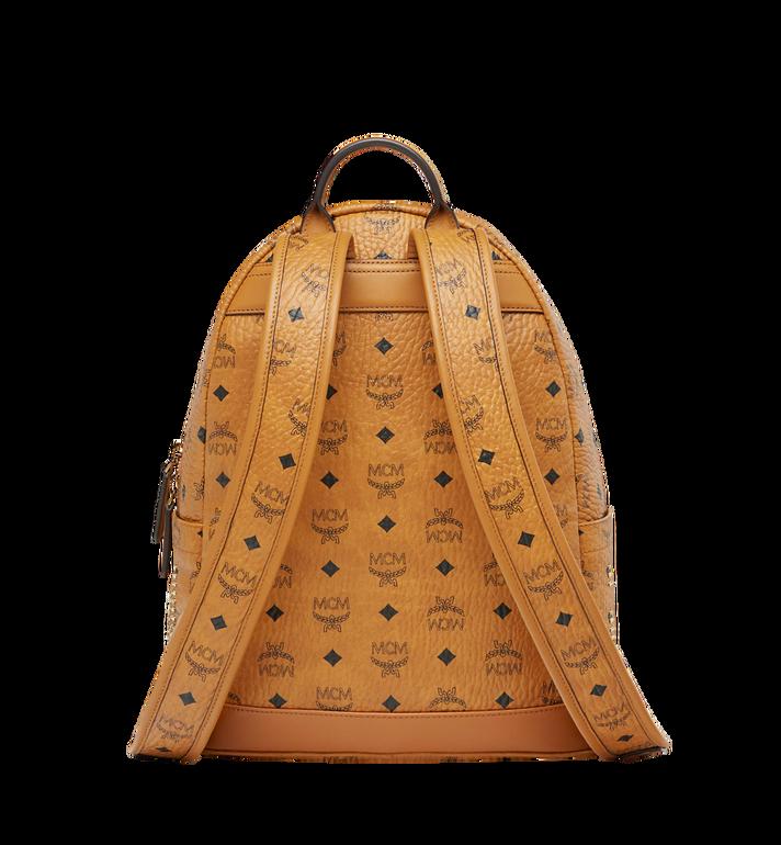 MCM Stark Backpack in Gunta M Studs Visetos MMK8AVE89CO001 AlternateView4