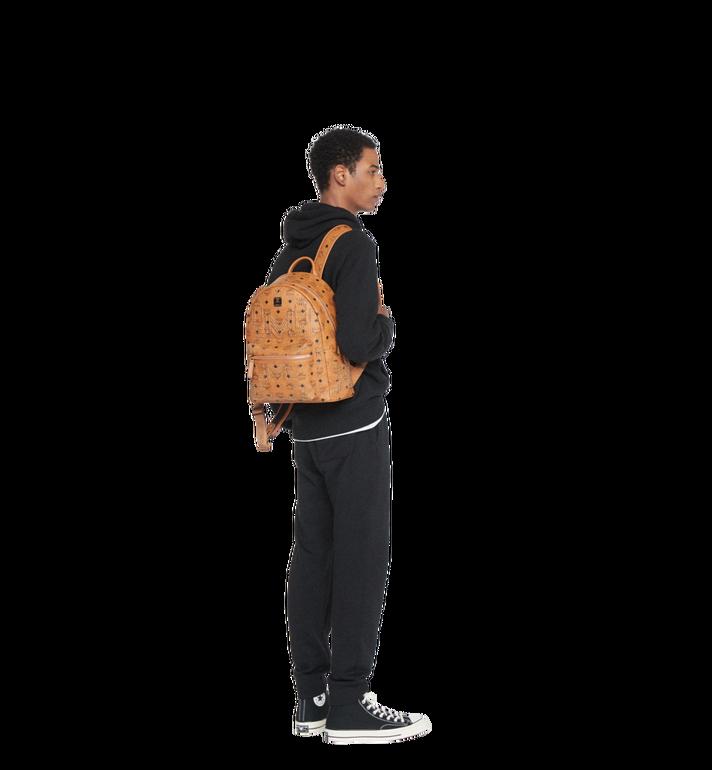 MCM Stark Backpack in Gunta M Studs Visetos MMK8AVE89CO001 AlternateView7
