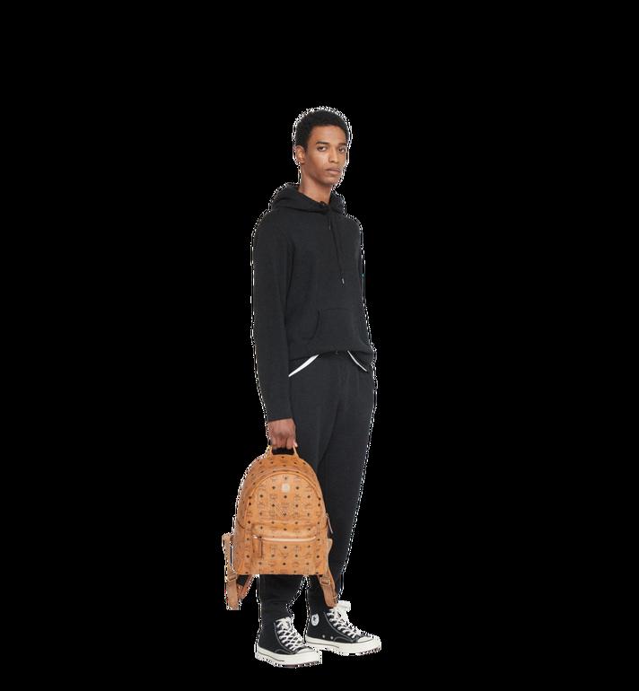MCM Stark Backpack in Gunta M Studs Visetos MMK8AVE89CO001 AlternateView8