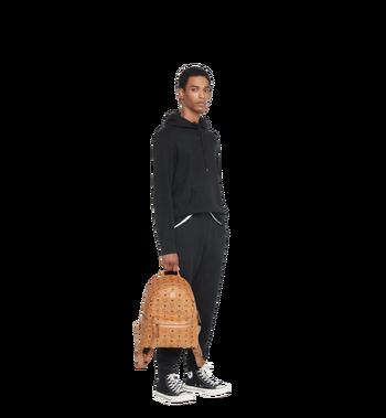 MCM Stark Backpack in Gunta M Studs Visetos Alternate View 8