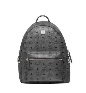 MCM Stark Side Studs Backpack in Visetos MMK8AVE99EP001 AlternateView