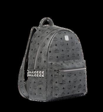 MCM Stark Side Studs Backpack in Visetos Alternate View 2