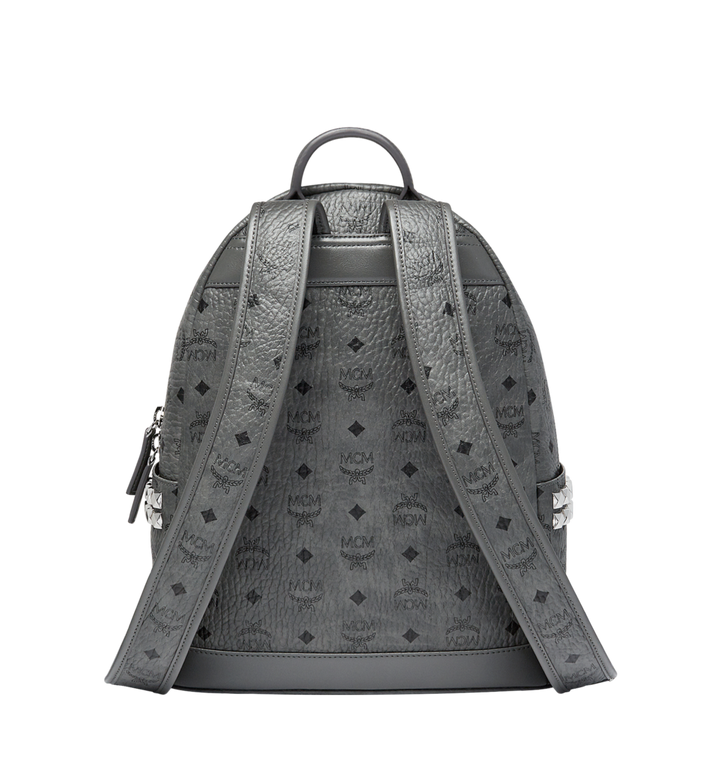 MCM Stark Side Studs Backpack in Visetos MMK8AVE99EP001 AlternateView4