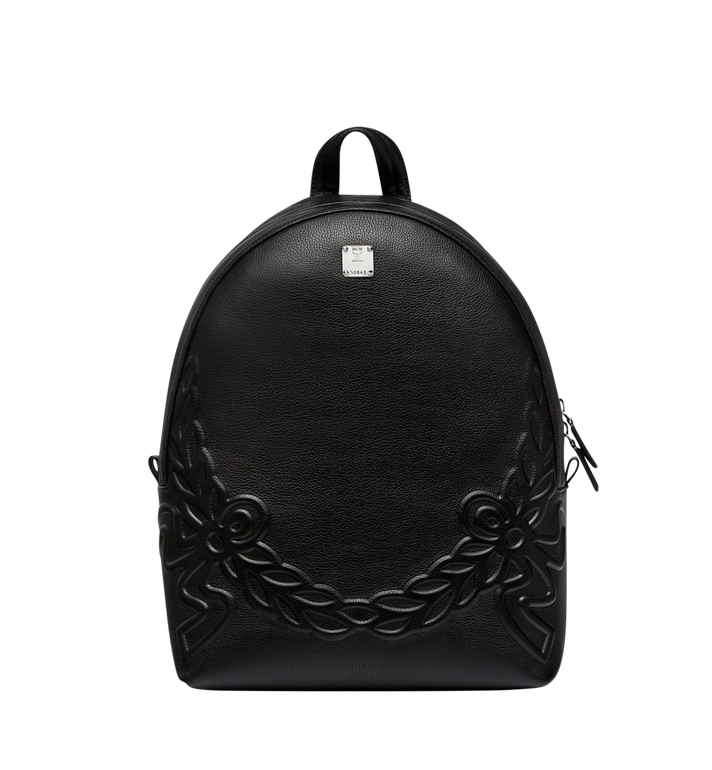 MCM Dietrich Laurel Backpack in Leather Alternate View