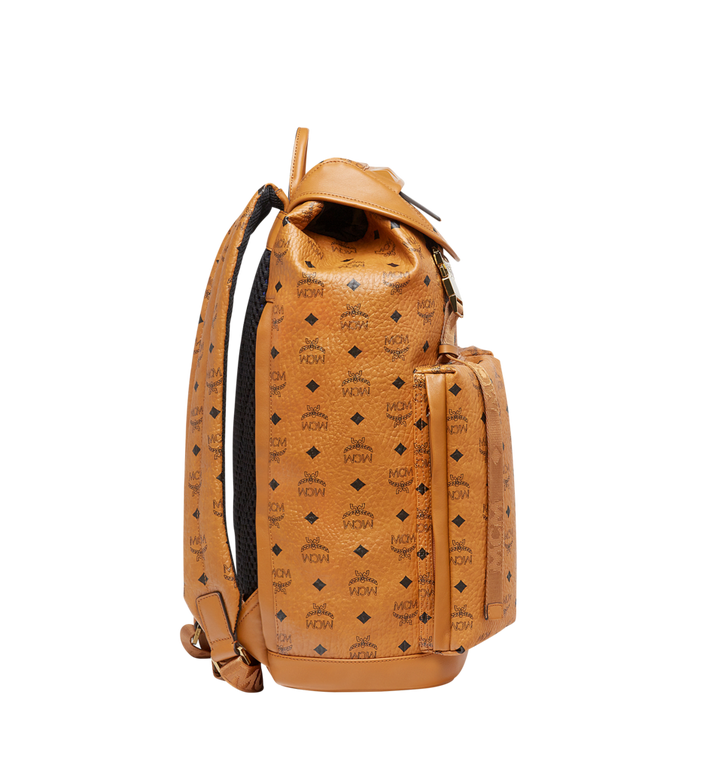 MCM Kreuzberg Backpack in Visetos MMK8SGE01CO001 AlternateView3