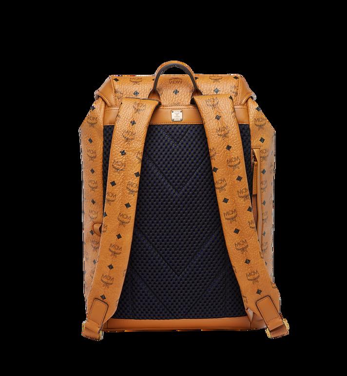 MCM Kreuzberg Backpack in Visetos MMK8SGE01CO001 AlternateView4