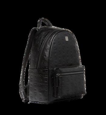 MCM Stark Backpack in Monogram Leather Alternate View 2