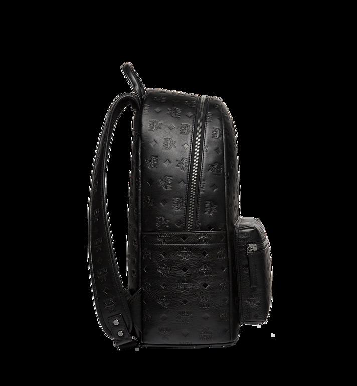 MCM Stark Backpack in Monogram Leather Alternate View 3