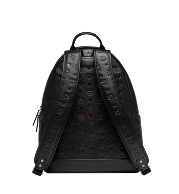 MCM Stark Backpack in Monogram Leather Alternate View 4