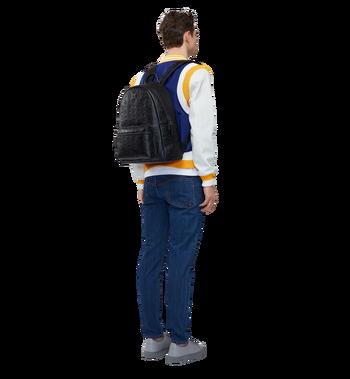 MCM Stark Backpack in Monogram Leather Alternate View 6