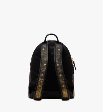 MCM Stark Backpack in Gradation Visetos Alternate View 3