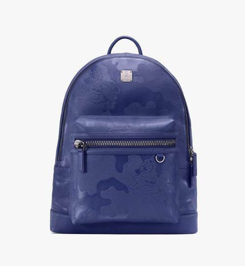 Stark Backpack in Embossed Lion Camo