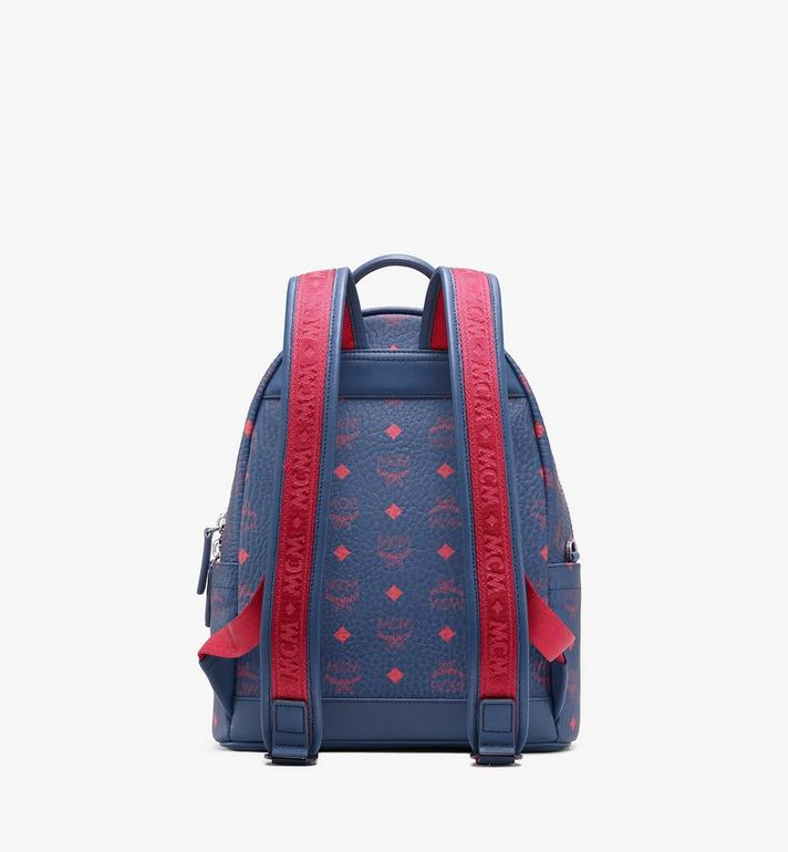 MCM 스타크 백팩 Blue MMK9AVE51VS001 Alternate View 3