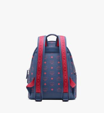 MCM Stark Backpack in Visetos Alternate View 3
