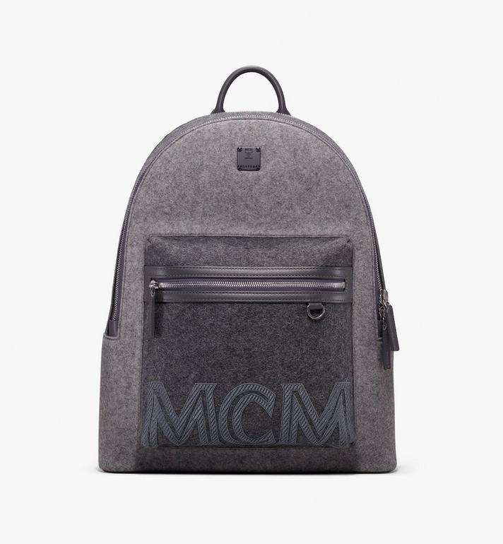 MCM Stark Loden Backpack Alternate View
