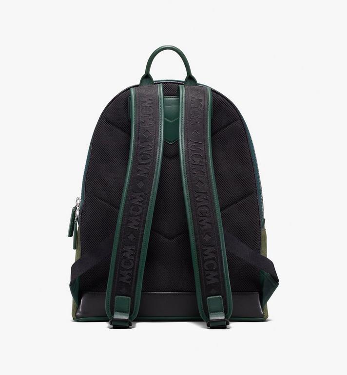 MCM Stark Loden Backpack Alternate View 3