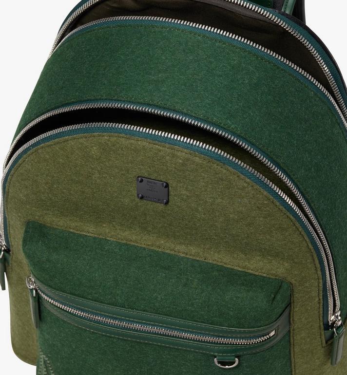MCM Stark Loden Backpack Alternate View 4