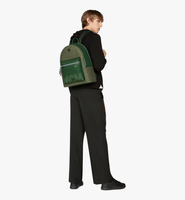 MCM Stark Loden Backpack Alternate View 5