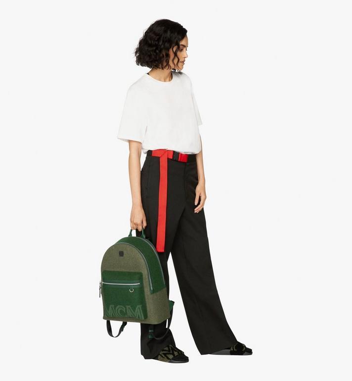 MCM Stark Loden Backpack Alternate View 6