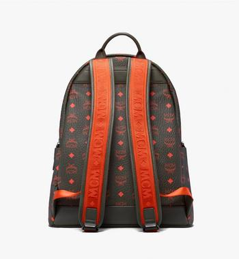MCM Stark Rucksack in Visetos Alternate View 3