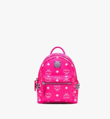 df9eb9061f Stark Bebe Boo Backpack in Neon Visetos