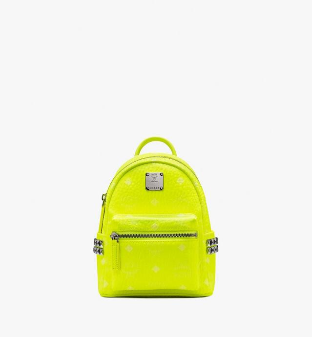 Stark Bebe Boo Backpack in Neon Visetos