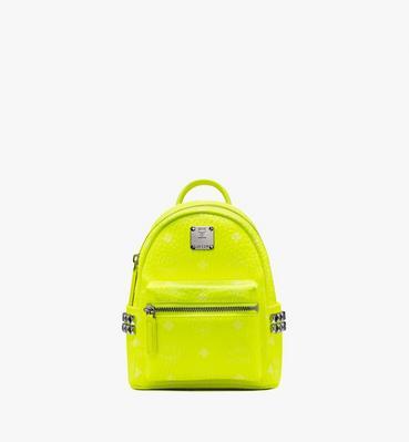 Stark Bebe Boo Backpack in Neon Visetos