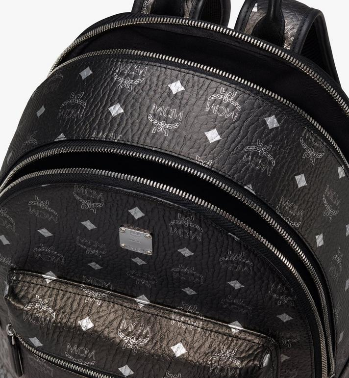 MCM Stark Backpack in Gradation Visetos Alternate View 4