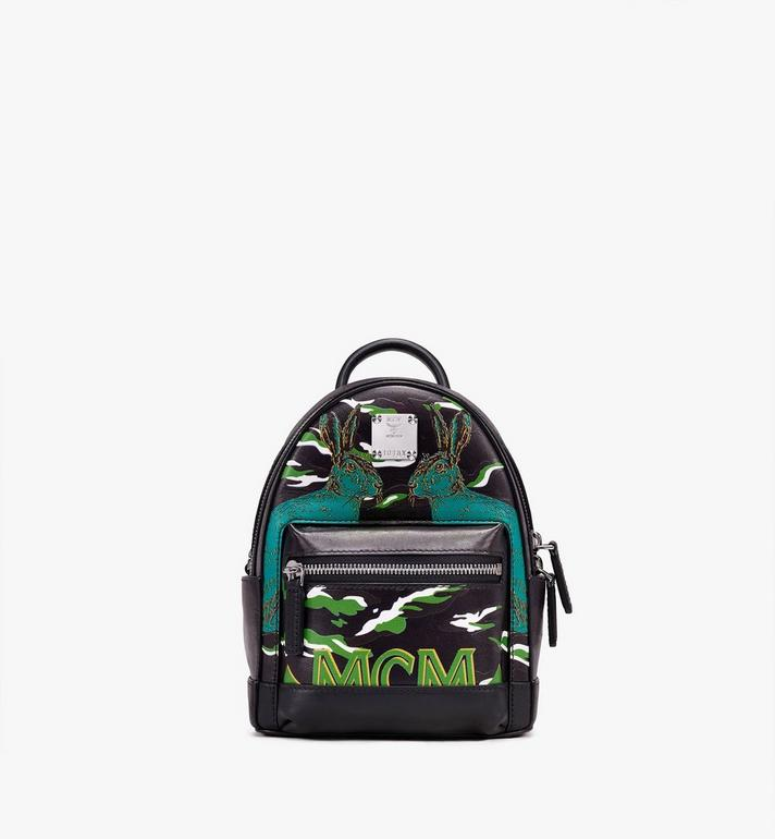 MCM Pop Rabbit Stark Backpack Alternate View