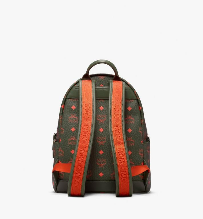 MCM Stark Rucksack in Visetos  MMK9AVE97G8001 Alternate View 3