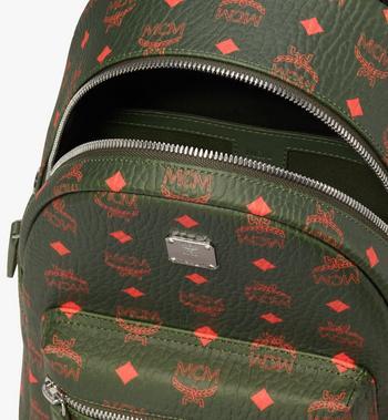 MCM Stark Backpack in Visetos  MMK9AVE97G8001 Alternate View 4