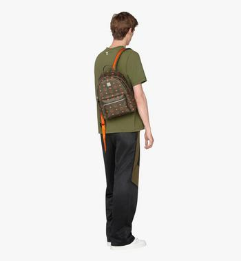 MCM Stark Backpack in Visetos  MMK9AVE97G8001 Alternate View 5