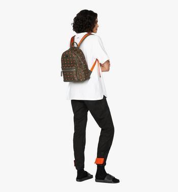 MCM Stark Backpack in Visetos  MMK9AVE97G8001 Alternate View 6