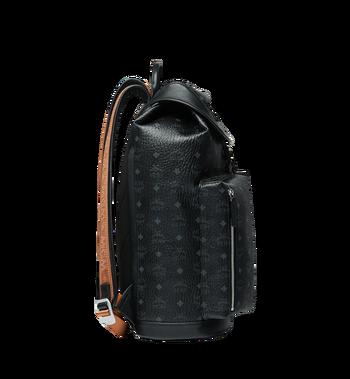 MCM Kreuzberg Backpack in Visetos MMK9SGE02BK001 AlternateView3