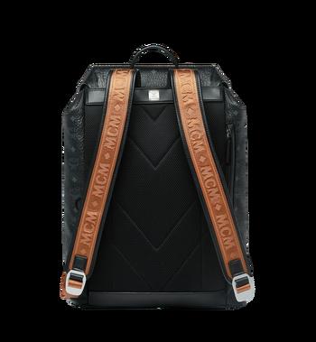 MCM Kreuzberg Backpack in Visetos MMK9SGE02BK001 AlternateView4