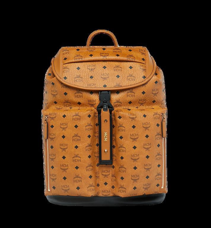 MCM Kreuzberg Backpack in Visetos MMK9SGE02CO001 AlternateView