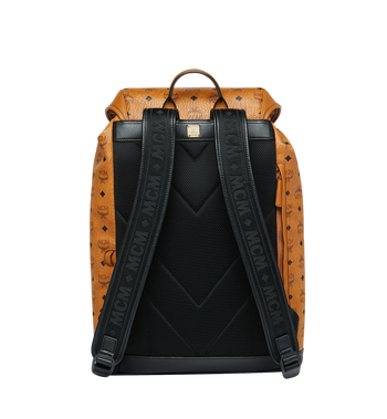 MCM Kreuzberg Backpack in Visetos MMK9SGE02CO001 AlternateView4