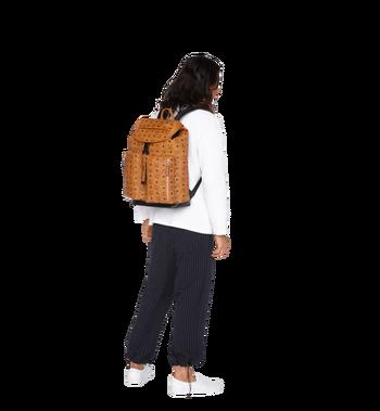 MCM Kreuzberg Backpack in Visetos MMK9SGE02CO001 AlternateView7