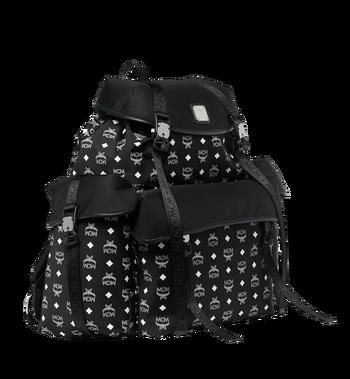 MCM Luft Multi-Pocket Backpack in Nylon Alternate View 2