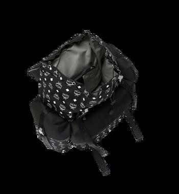MCM Luft Multi-Pocket Backpack in Nylon Alternate View 5