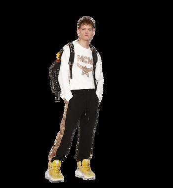 MCM Luft Multi-Pocket Backpack in Nylon Alternate View 7
