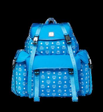 MCM Luft Rucksack mit mehreren Taschen aus Nylon Alternate View