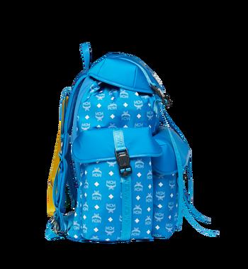 MCM Luft Rucksack mit mehreren Taschen aus Nylon Alternate View 3