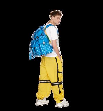 MCM Luft Rucksack mit mehreren Taschen aus Nylon Alternate View 6