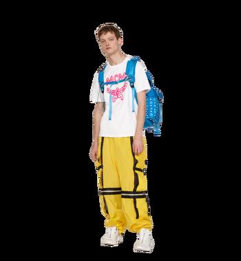 MCM Luft Rucksack mit mehreren Taschen aus Nylon Alternate View 7
