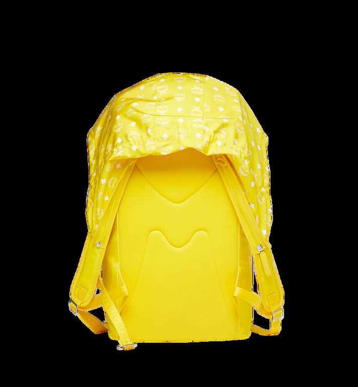 MCM Luft Kapuzen-Rucksack aus Nylon Yellow MMK9SNX33YW001 Alternate View 4